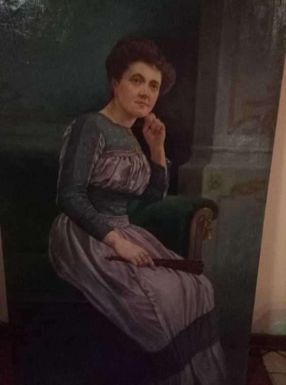 Portrait of a woman - photo 1