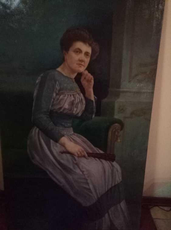 Portrait of a woman - photo 3