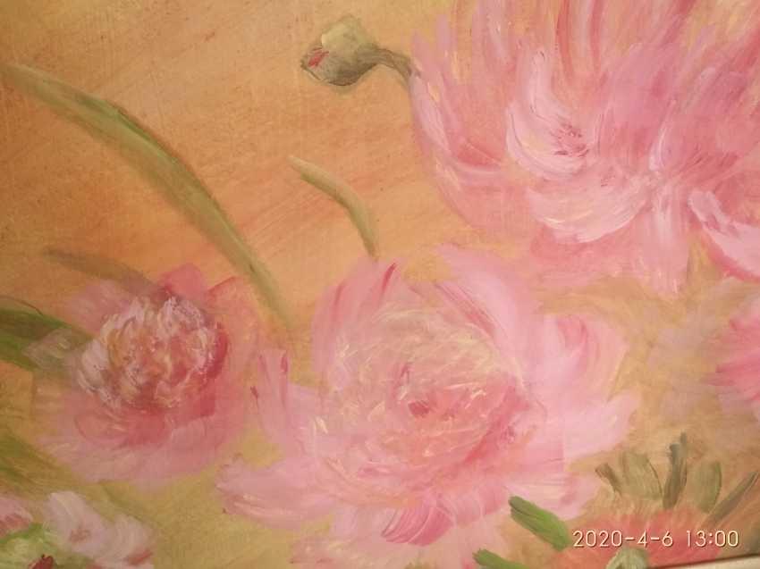 Elena Kozar-Gurina. Flowers. Peonies. Flowers.Peonies. - photo 1