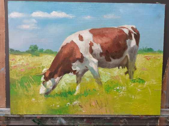 Vitalie Ulinici. the pasture - photo 1