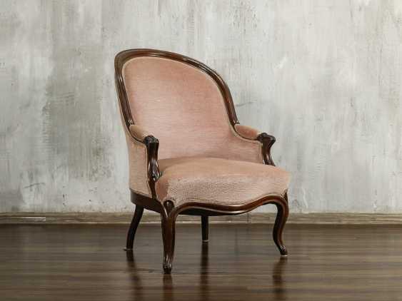 Antiker Sessel - Foto 1