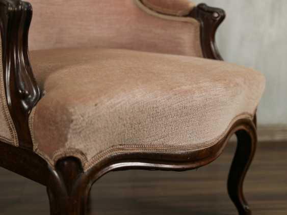 Antique armchair - photo 3