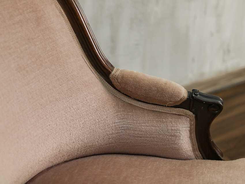 Antique armchair - photo 5