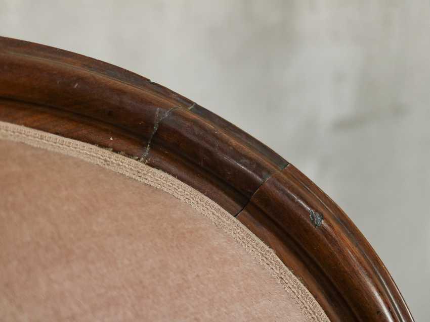 Antique armchair - photo 8