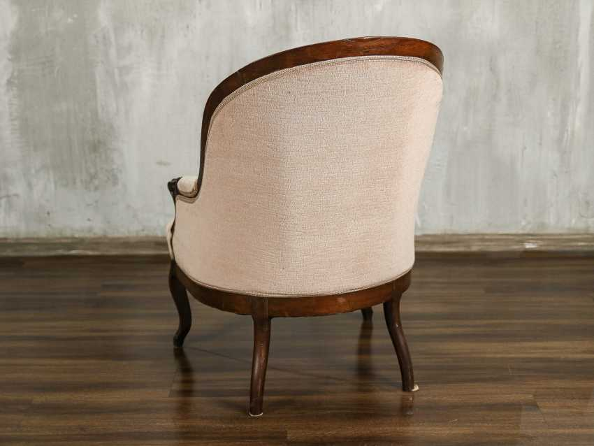 Antiker Sessel - Foto 9