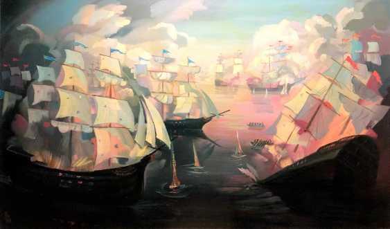 Gennady Krylov. Fight on the Black Sea - photo 1