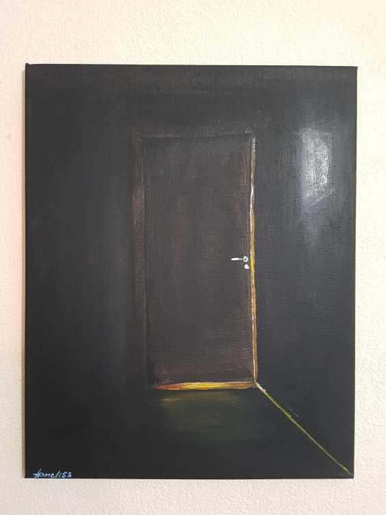 Artur Bibolov. Behind the ajar door - photo 2