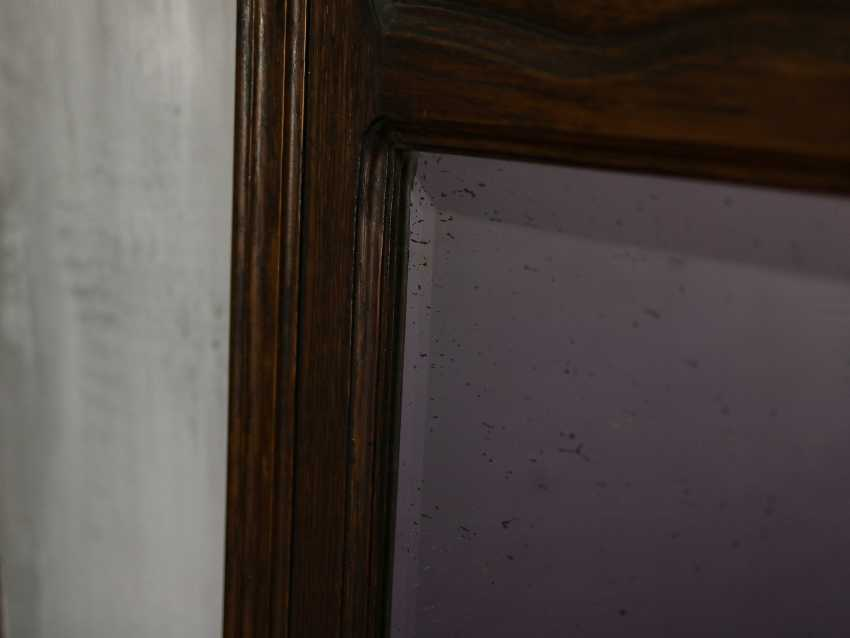 Antique floor mirror - photo 3