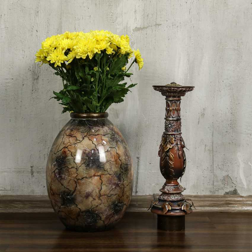 Antique vase - photo 1