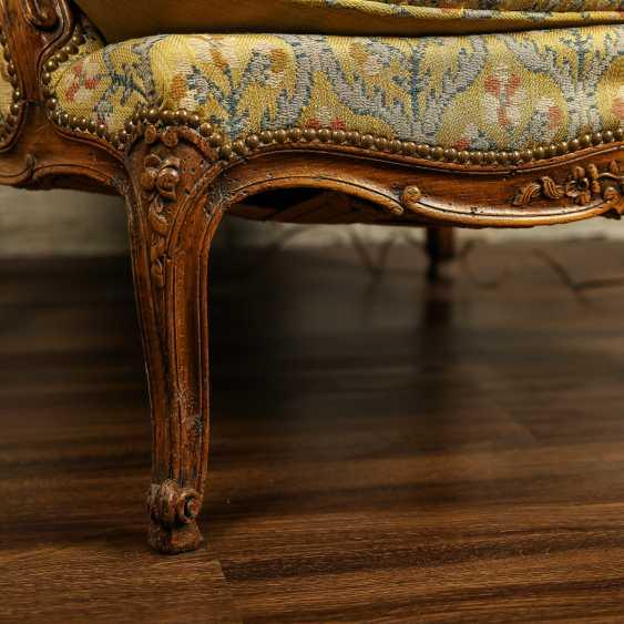 Antiker Sessel - Foto 2