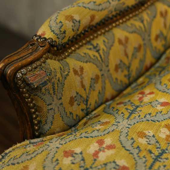 Antiker Sessel - Foto 7