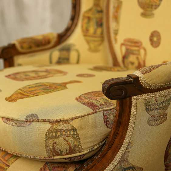 Антикварное кресло - photo 3
