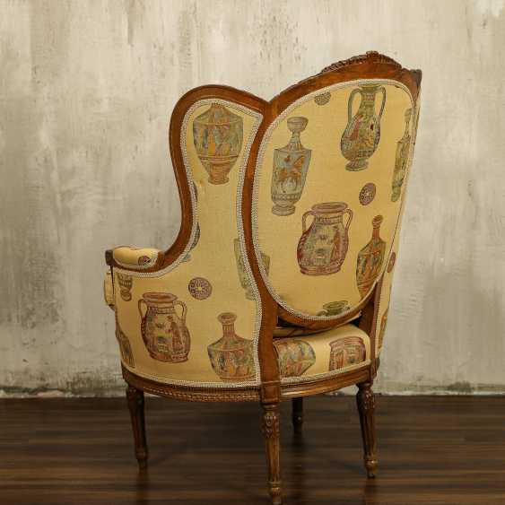 Антикварное кресло - photo 4