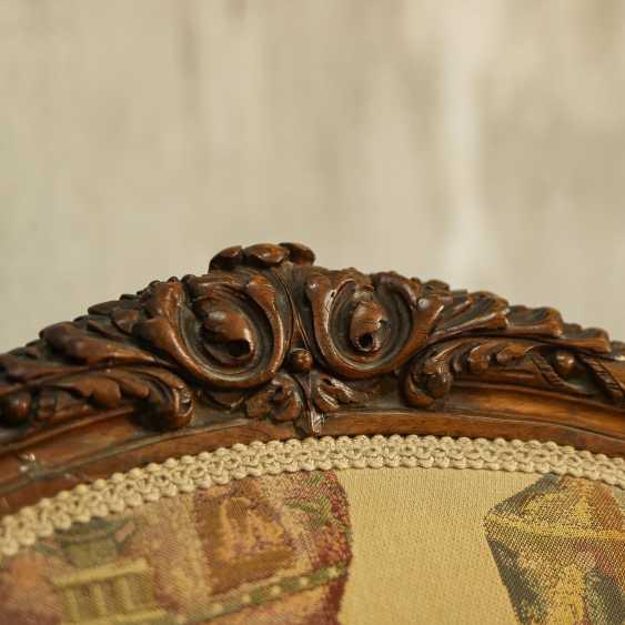 Антикварное кресло - photo 7