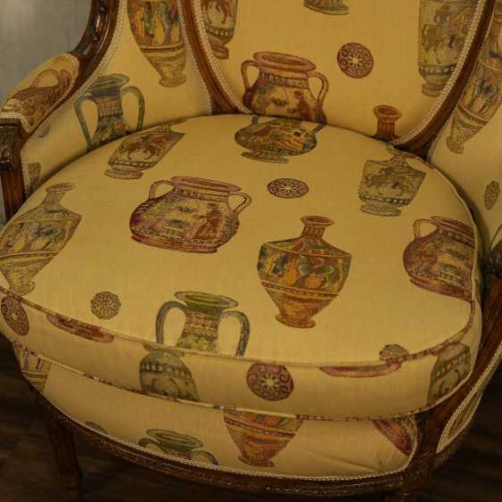 Антикварное кресло - photo 8