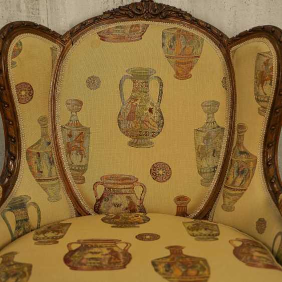 Антикварное кресло - photo 9