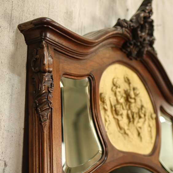 Antique floor mirror - photo 8