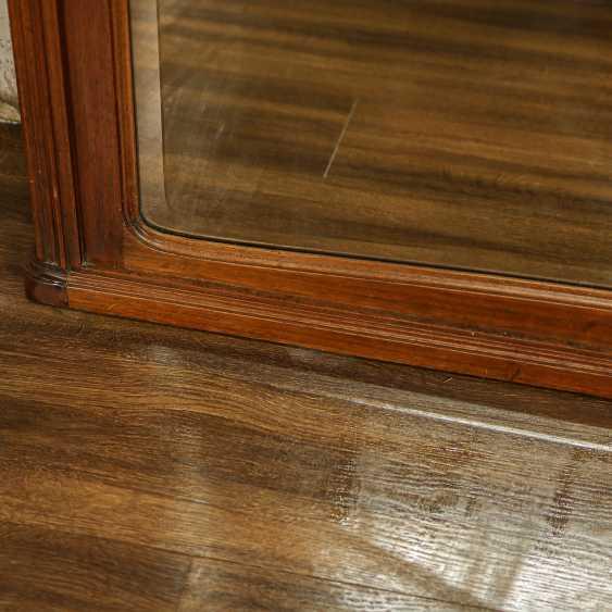Antique floor mirror - photo 9