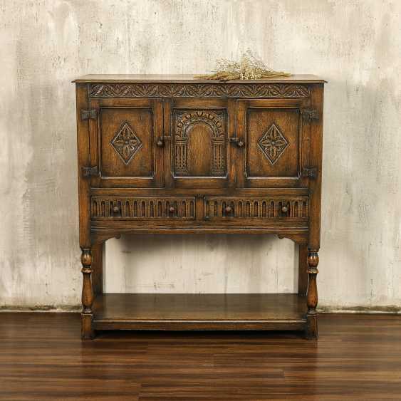 Antique cabinet cabinet - photo 1