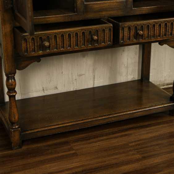 Antique cabinet cabinet - photo 2