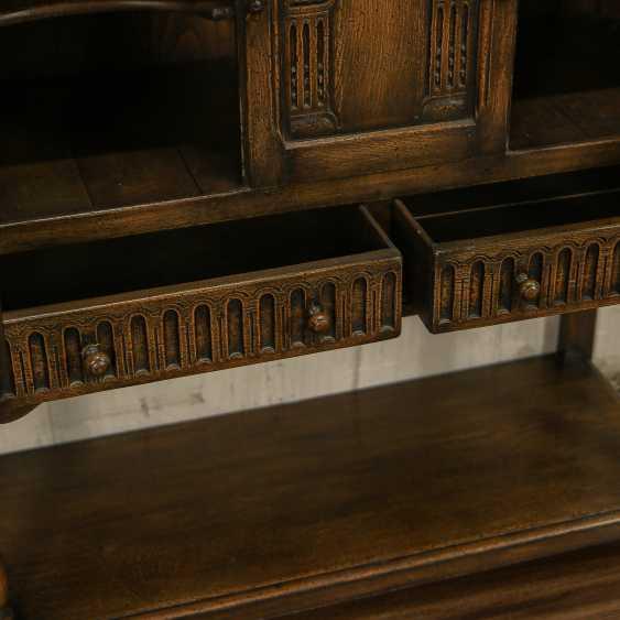 Antique cabinet cabinet - photo 3