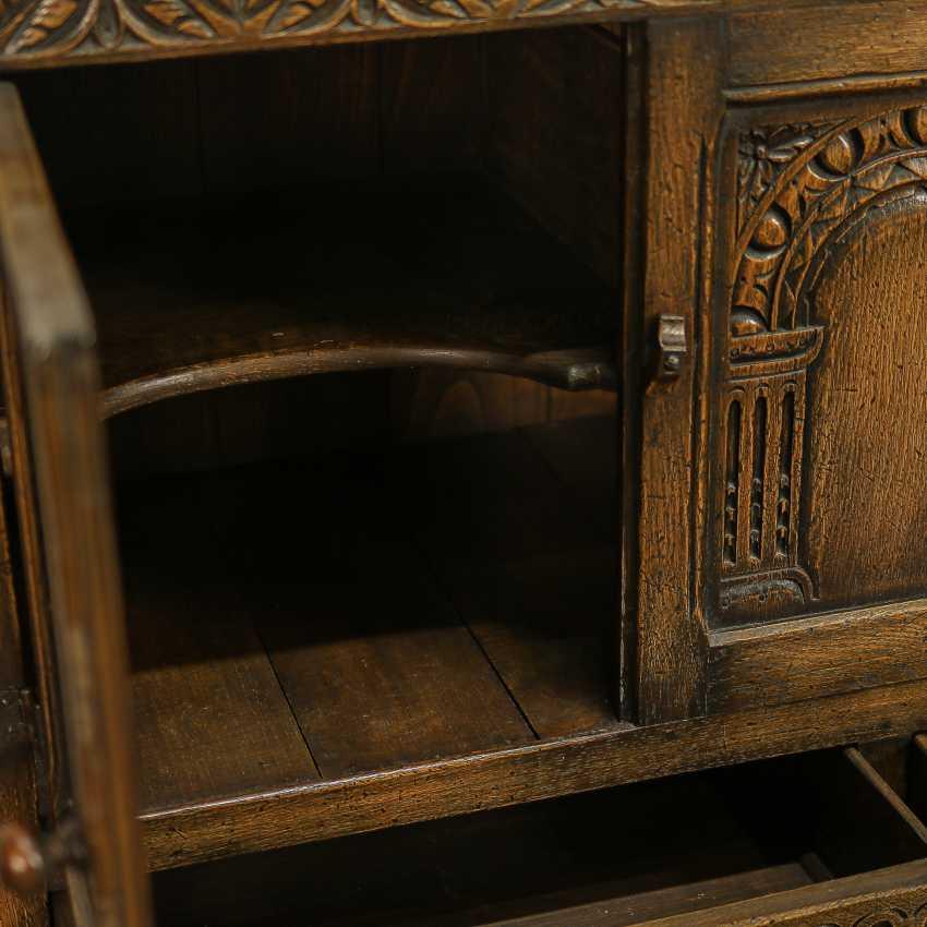 Antique cabinet cabinet - photo 4