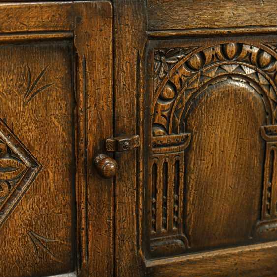 Antique cabinet cabinet - photo 6