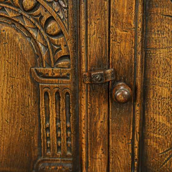 Antique cabinet cabinet - photo 8