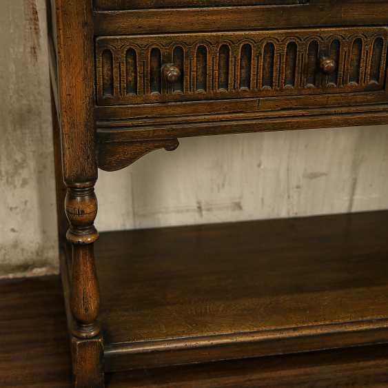 Antique cabinet cabinet - photo 9