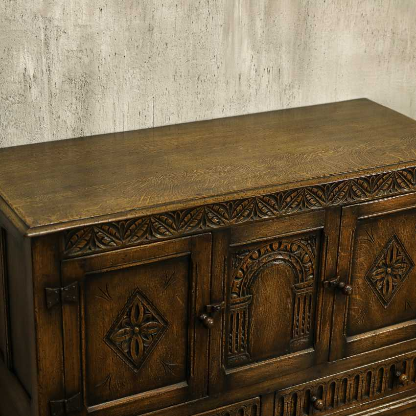 Antique cabinet cabinet - photo 10