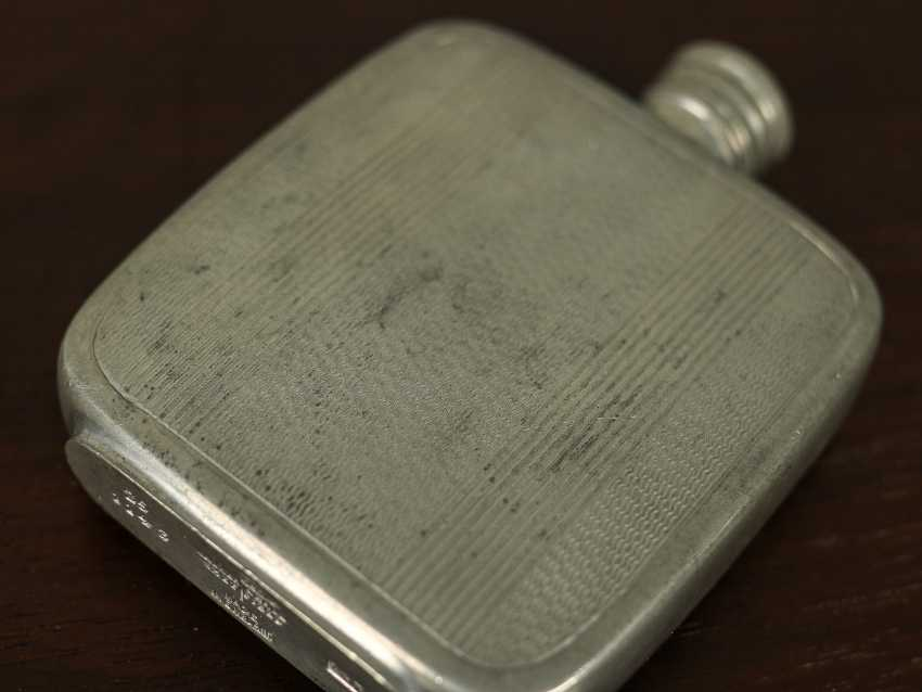 Antique small flask - photo 4