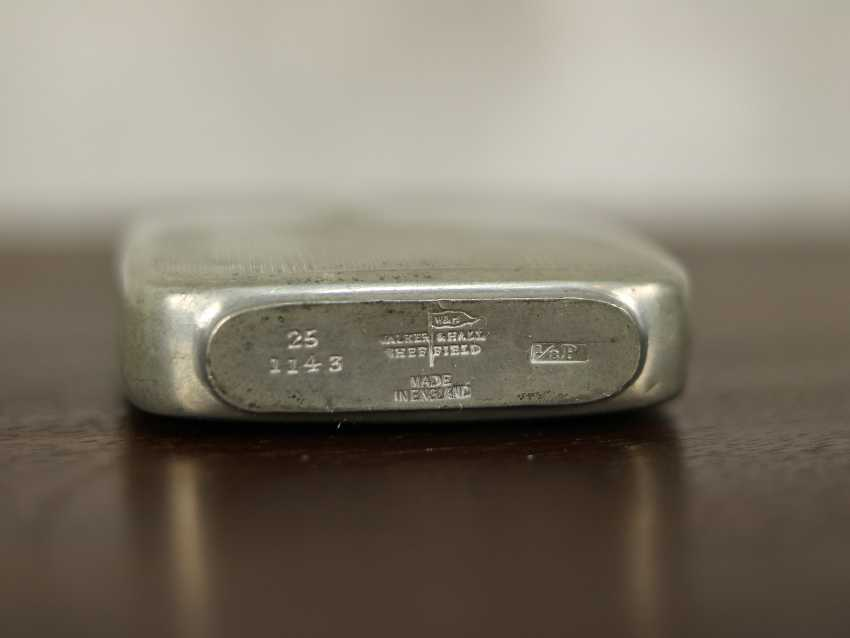 Antique small flask - photo 6