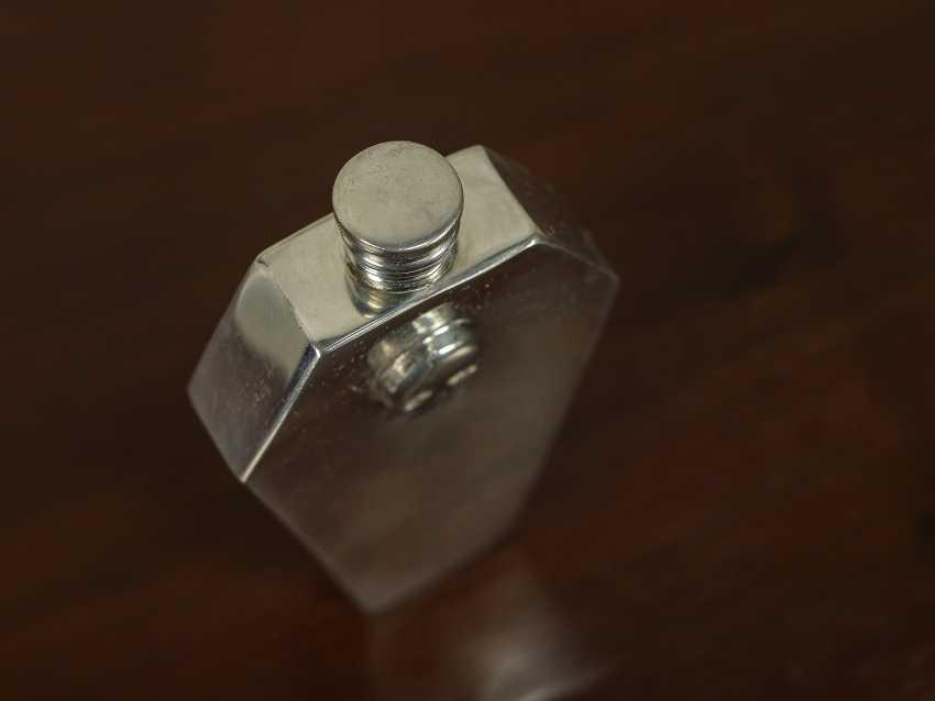 Antike Schädelflasche - Foto 2