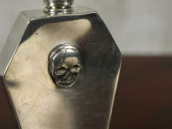 Antike Schädelflasche - Foto 4