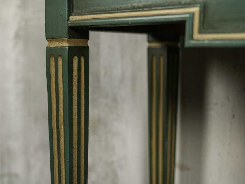 Antique side table - photo 3