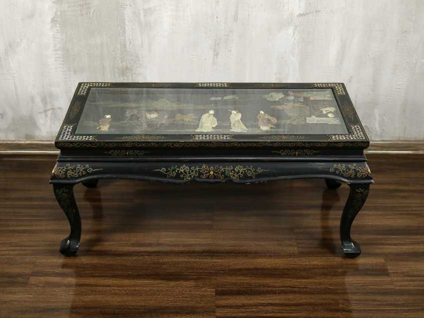 Antique coffee table - photo 1