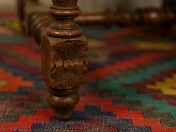 Antiker geschnitzter Sessel - Foto 2