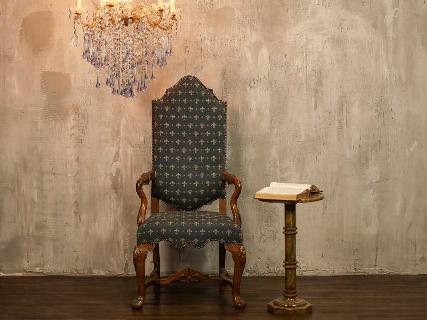 Fauteuil antique - photo 1
