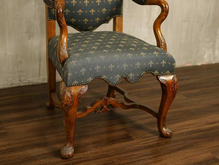 Fauteuil antique - photo 3