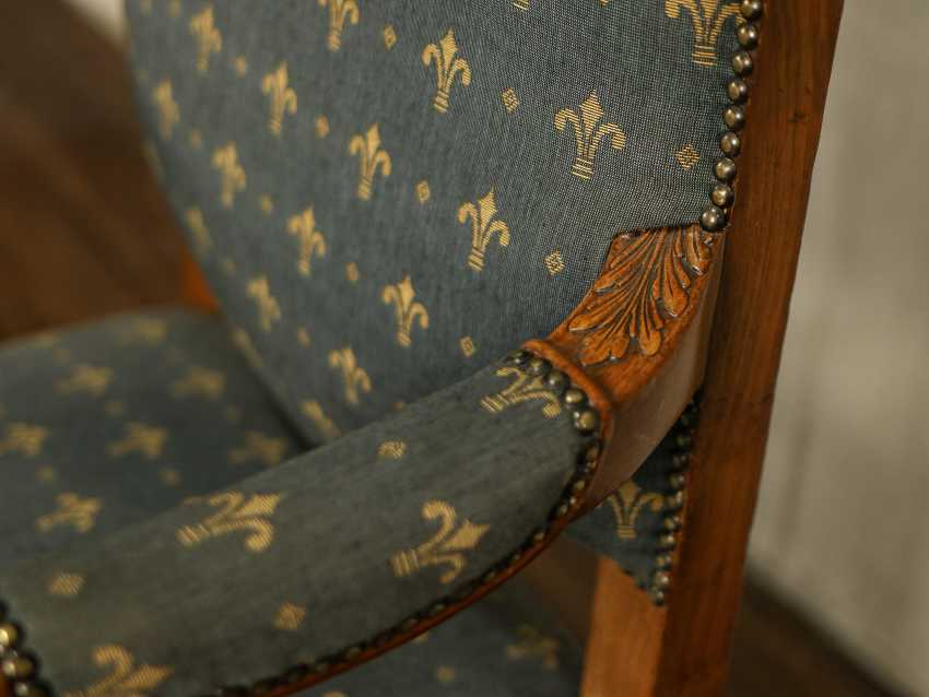 Fauteuil antique - photo 4
