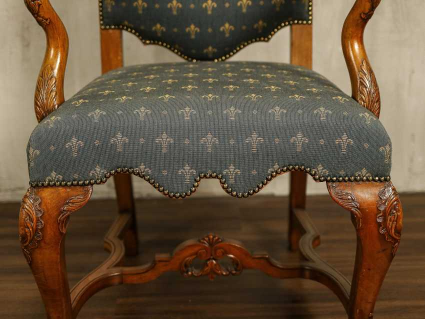 Fauteuil antique - photo 5