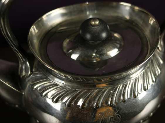 """Antique bouillotte """"Sussex Goldsmith & Co"""" - photo 2"""