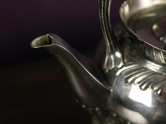 """Antique bouillotte """"Sussex Goldsmith & Co"""" - photo 3"""