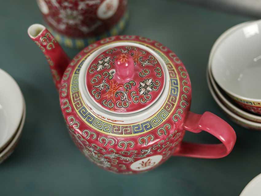 Antique tea set - photo 5