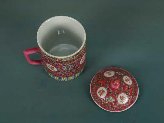 Antique tea set - photo 7