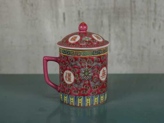 Antique tea set - photo 8