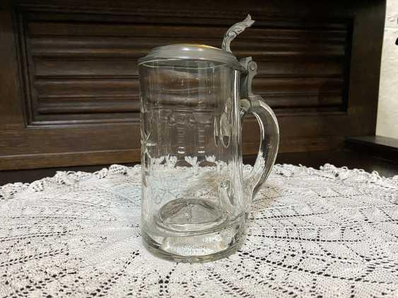 Antique mug - photo 1