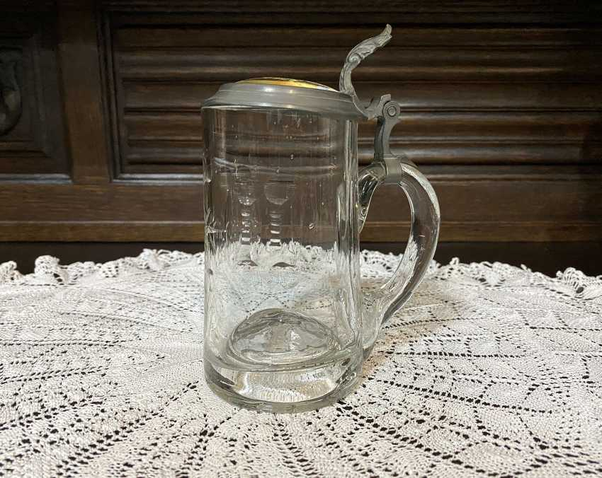 Antique mug - photo 3