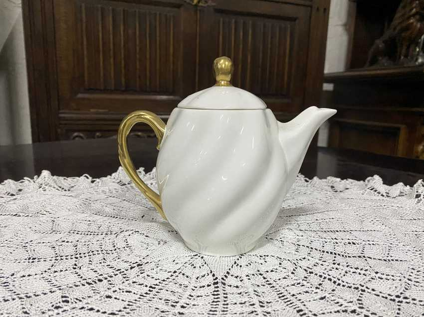 Antique tea set - photo 2