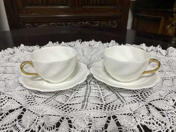 Antique tea set - photo 3
